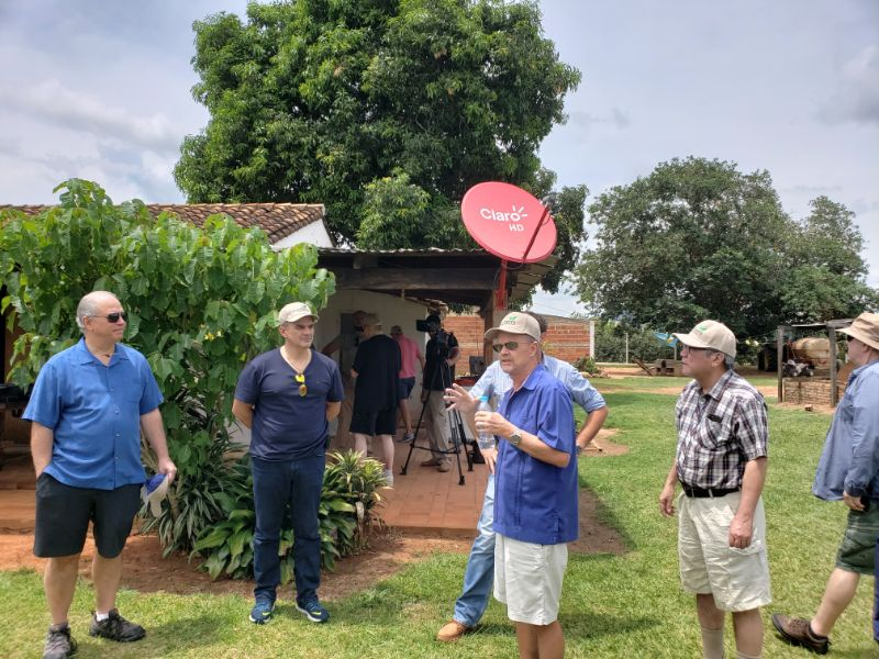The Real Estate Guys Orange & Greenhouse Plantation Field Trip